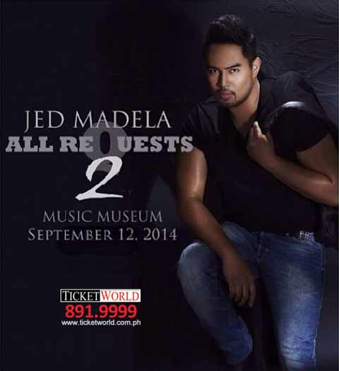 Jed Madela All Requests 2
