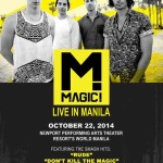 Magic! Live in Manila 2014