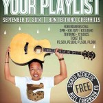 Noel Cabangon sings Your Playlist