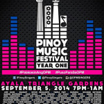 Pinoy Music Festival 2014