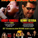 Rock Legends – Bobby Kimball and Kenny Cetera Live in Manila