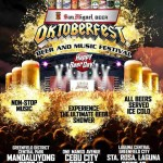 It will rain beer, music in San Miguel Beer Oktoberfest
