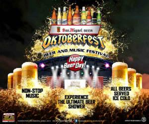 San Miguel Beer Oktoberfest