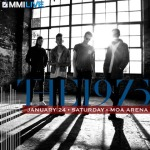 The 1975 Live in Manila 2015