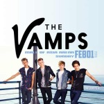 The Vamps Live in Manila 2015