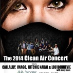 The 2014 Clean Air Concert