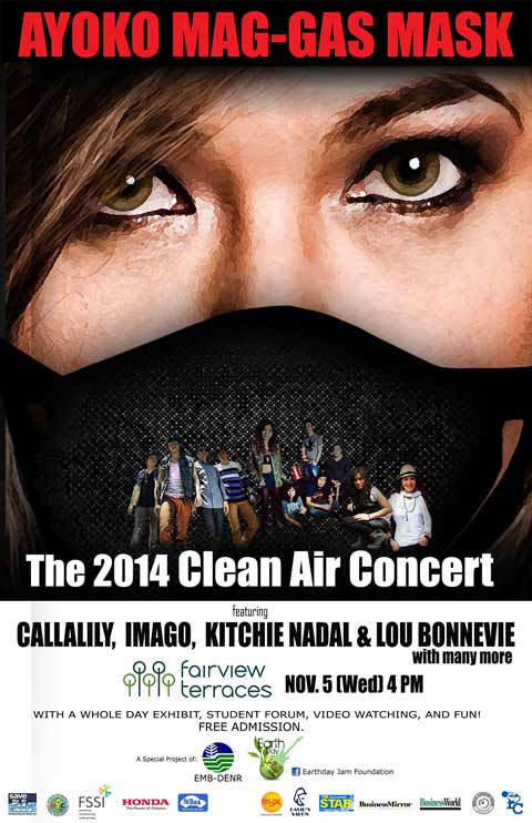 The 2014 Clean Air Concert