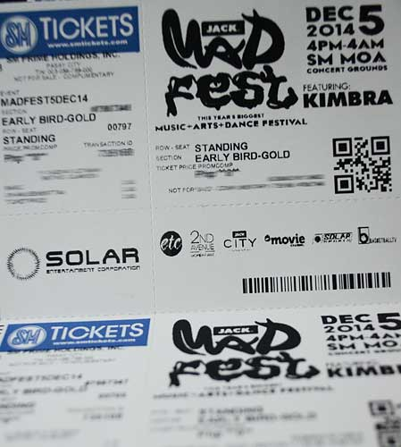 Win Tickets to watch MAD Fest 2014 featuring Kimbra
