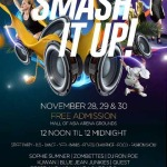 Smash It Up Outdoor Festival