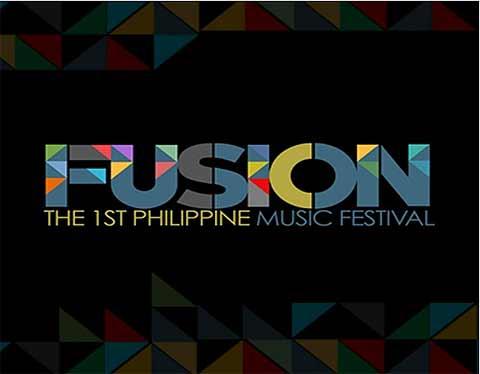 Fusion - 1st Philippine Music Festival