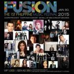 Fusion – 1st Philippine Music Festival