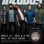 Incubus Live in Manila 2015