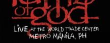 Lamb of God Live in Manila 2015