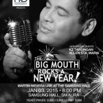 Martin Nievera The Big Mouth Rocks the New Year!