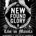 New Found Glory Live in Manila 2015
