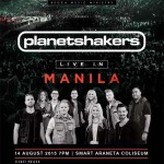 Planetshakers Live in Manila 2015