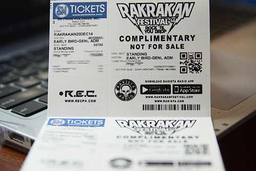Win Tickets to watch Rakrakan Festival