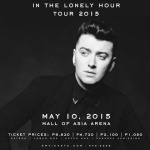 Sam Smith Live in Manila 2015