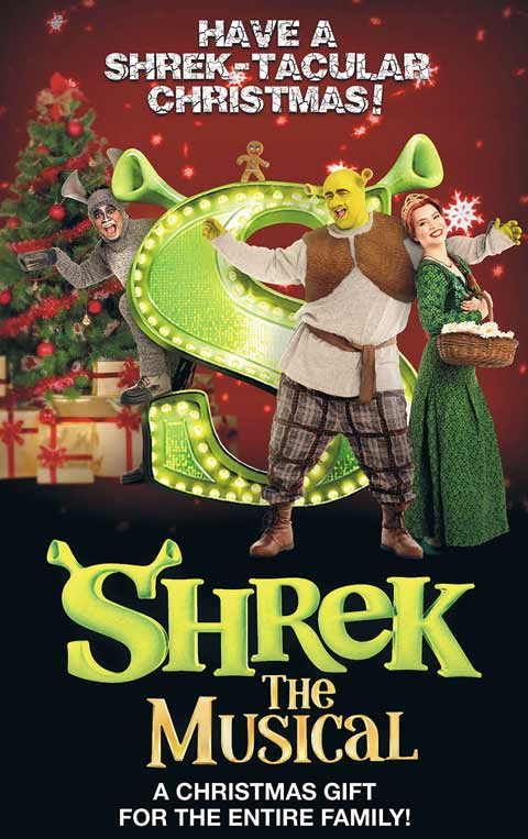 Shrek The Musical is back!