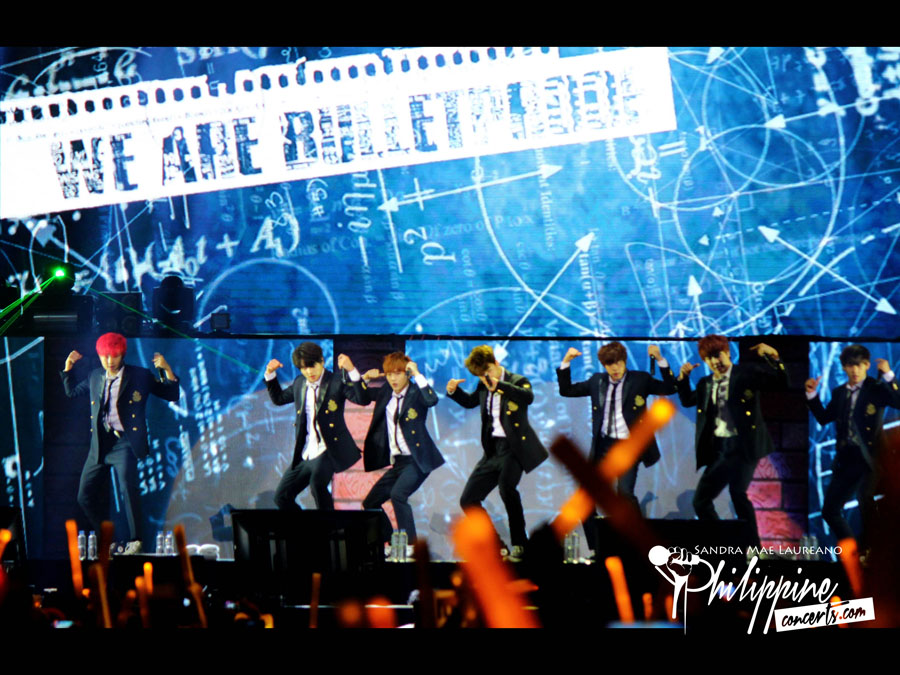 BTS: The Red Bullet Hits Manila with a Bang | Philippine