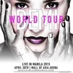 Demi Lovato Live in Manila 2015