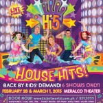 Hi-5 House Hits! Live in Manila 2015