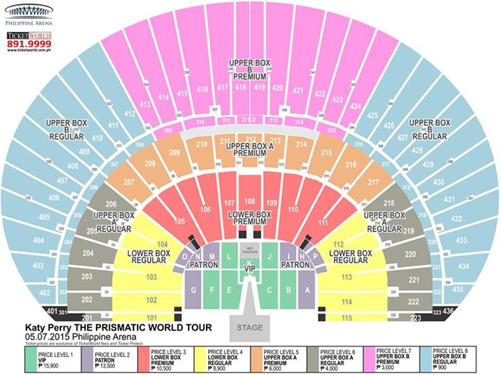 Katy Perry Live In Manila 2015 Philippine Concerts