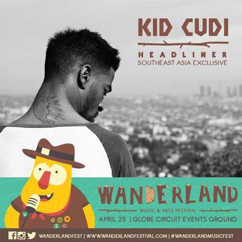 Wanderland Music & Arts Festival 2015