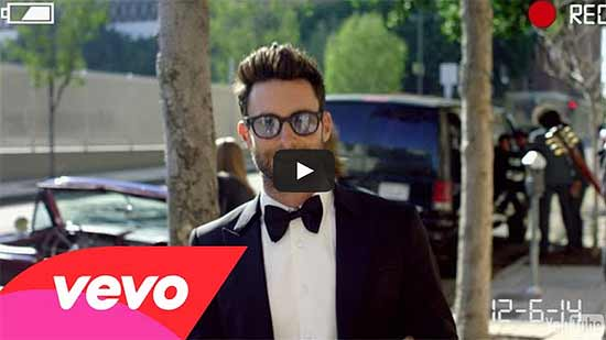 Maroon 5 – The Wedding Crashers Video