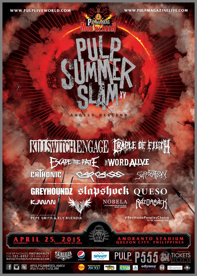338f1813f315 Pulp Summer Slam 2015