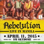 Rebelution Live in Manila 2015