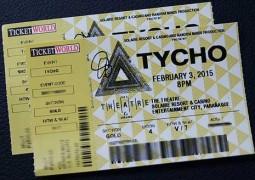 Tycho Live in Manila Ticket Promo