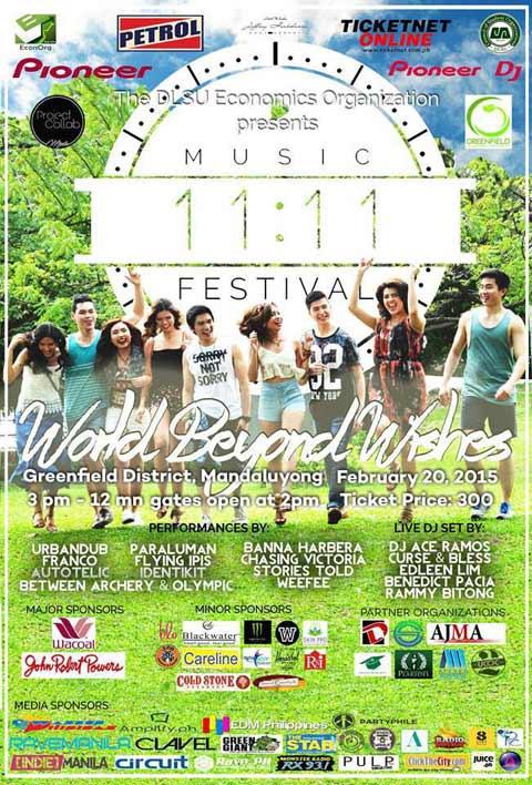 11:11 Music Festival