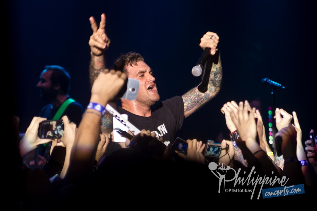 New Found Glory Live in Manila Photo Gallery | Philippine ... New Found Glory Live