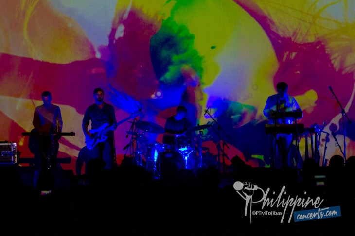 Tycho Live in Manila Photo Gallery