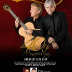 Air Supply 40th Anniversary Concert at Solaire Resort