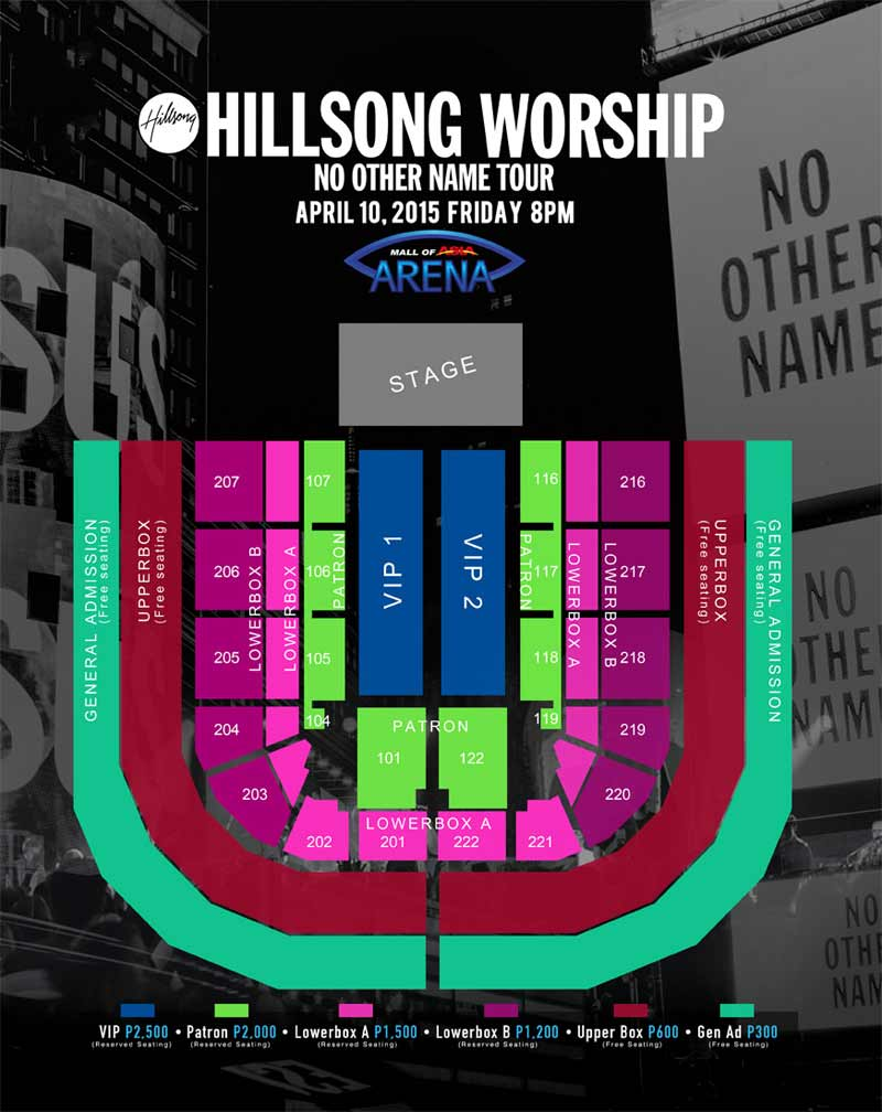 Hillsong Worship Live in Manila 2015 | Philippine Concerts
