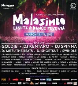 Malasimbo Lights & Dance Festival 2015