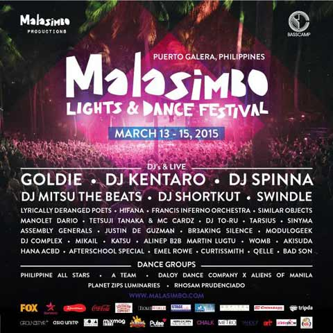 Malasimbo Lights U0026 Dance Festival 2015