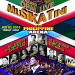 OPM LIVE muSIKATin at Philippine Arena
