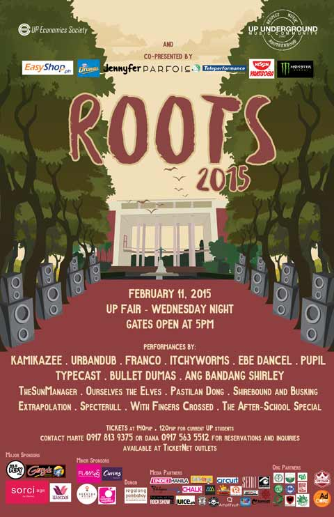 ROOTS 2015 Music Festival