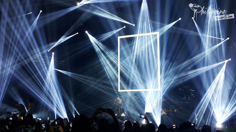 The 1975 Live at Mall of Asia Arena