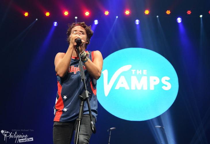 The Vamps Live in Manila Photo Gallery