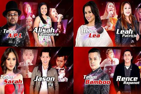 The Voice of the Philippines Season 2 Grand Finals