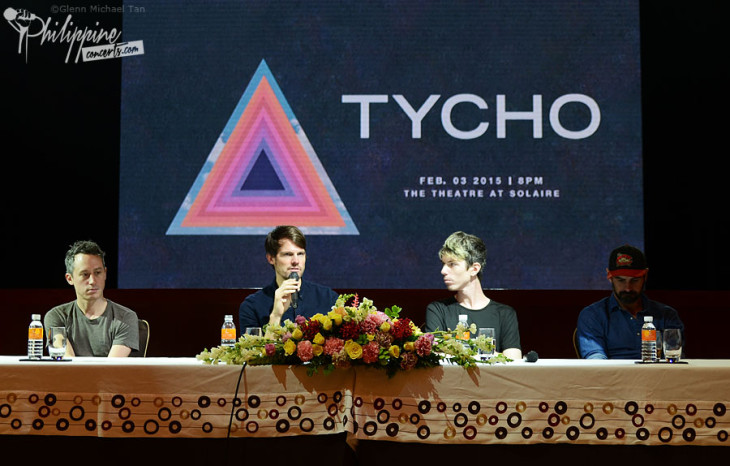 Manila Welcomes Tycho!