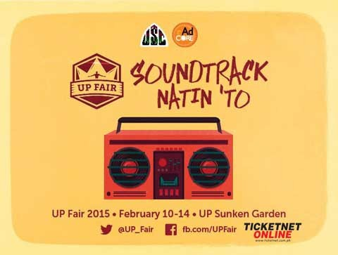 UP Fair 2015 - Soundtrack Natin 'To