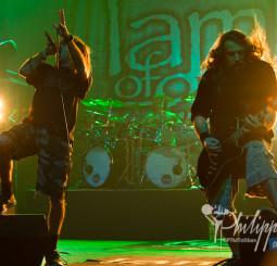 Lamb of God Live in Manila