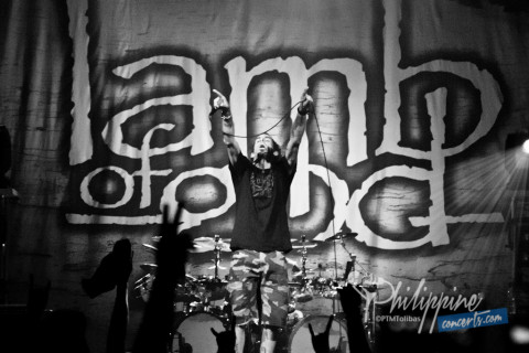 Lamb of God Live at World Trade Center
