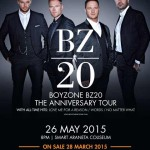 Boyzone Live in Manila 2015