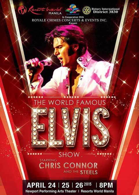Elvis Mania in Manila 2015